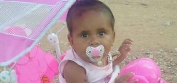 Bebê teria sido alvo de vingança contra o pai traficante
