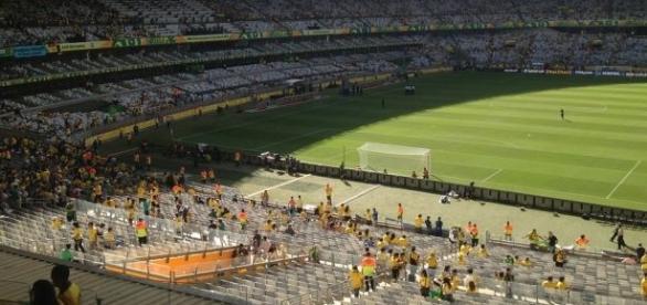 Brasil volta ao Mineirão depois da histórica goleada aplicada pela Alemanha, na semifinal da Copa 2014