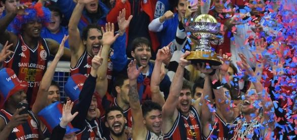 San Lorenzo se consagró campeón de la Liga Nacional de Básquetbol por primera vez en su historia