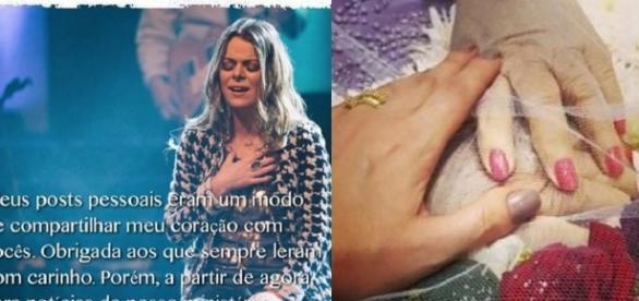 Ana Paula Valadão diz que vai sair de rede social