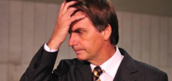 Jair Bolsonaro virou réu no STF por apologia ao estupro (Foto: Reprodução)