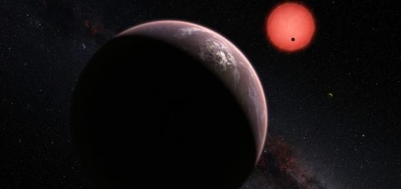 Os três planetas conhecidos do sistema Trappist 1 estão na zona habitável
