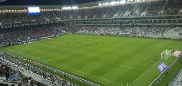 Stadium de Bordeaux pour l'EURO 2016