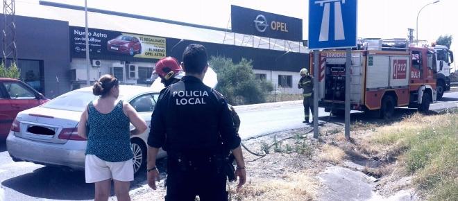 Castilleja de la Cuesta en alerta ante oleada de incendios en vehículos