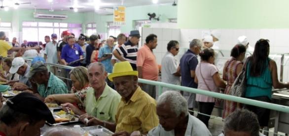 Restaurantes Populares no RIo de Janeiro fecham as portas