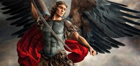 Anjos ajudam Josué a vencer o gigante