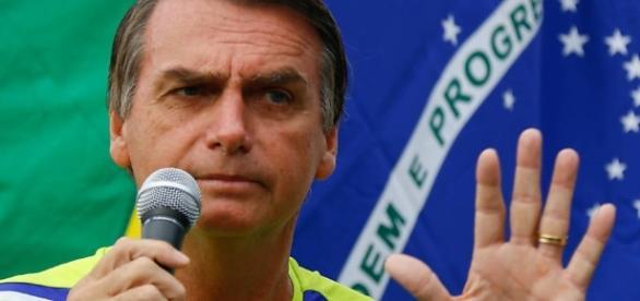 Bolsonaro tem confirmação de briga à presidência
