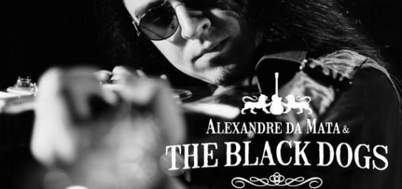 Foto de divulgação Alexandre da Mata & The Black Dogs