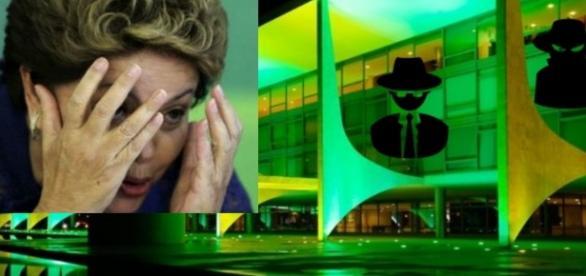 Espionagem é descoberta no Palácio do Planalto
