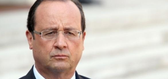 Il presidente francese, Francois Hollande, si oppone ad un referendum sul modello 'Brexit'