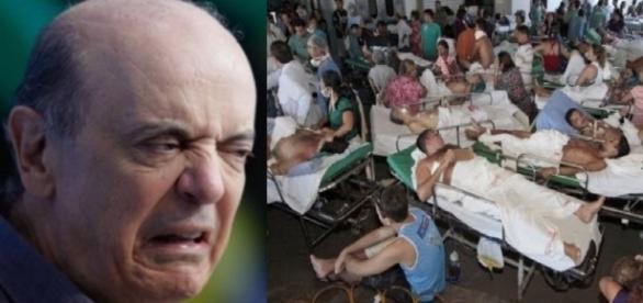 José Serra confirma que destinará milhões em remédios para Venezuela