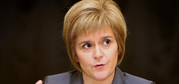Nicola Sturgeon, primera ministra escocesa