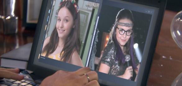 Otávio descobre que as meninas são idênticas
