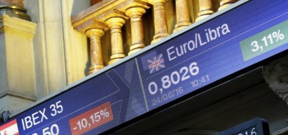 Brexit: Las Bolsas mundiales responden con pánico a la tormenta