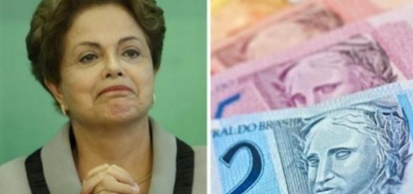 Conta secreta de Dilma é exposta por revista