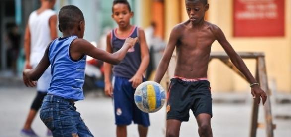 El fútbol brota en Venezuela y Cuba | Deportes | EL PAÍS - elpais.com