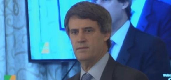El ministro de Hacienda reconociendo que se hizo un trabajo sucio en estos 6 meses