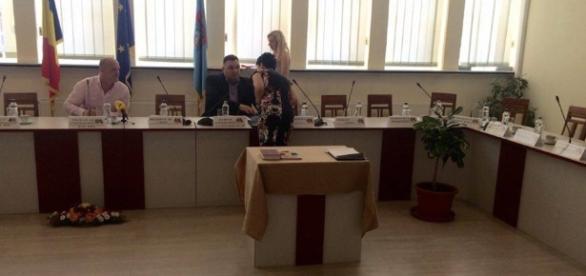 La Reșița consilierii PSD și PMP nu au venit