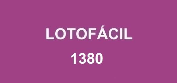 Veja o resultado da lotofácil 1380 e saiba se você ganhou no sorteio