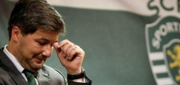 Bruno de Carvalho tem novamente uma suspensão