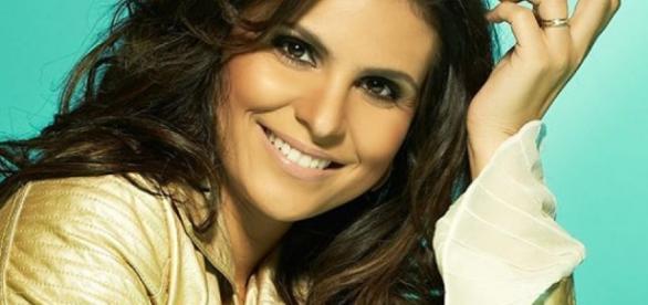 Cantora Aline Barros sugere que católicos não são filhos de Deus