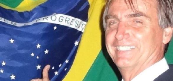Deputado federal Jair Bolsonaro - PSC do Rio de Janeiro