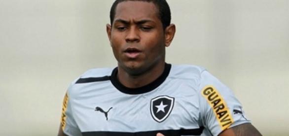 Jobson (Foto: Divulgação/Botafogo)