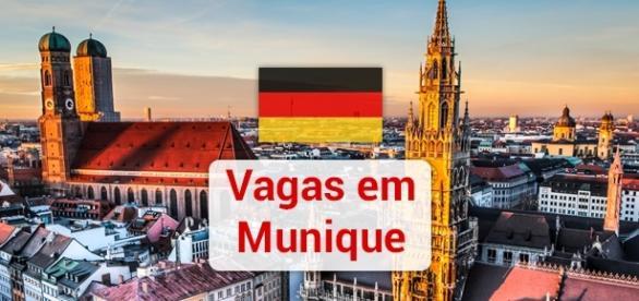 Mais de 41 mil vagas abertas em Munique - Foto: Reprodução Wallpaperscraft