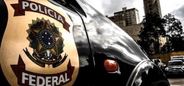 Polícia Federal (Foto: Correio do Brasil/Reprodução)