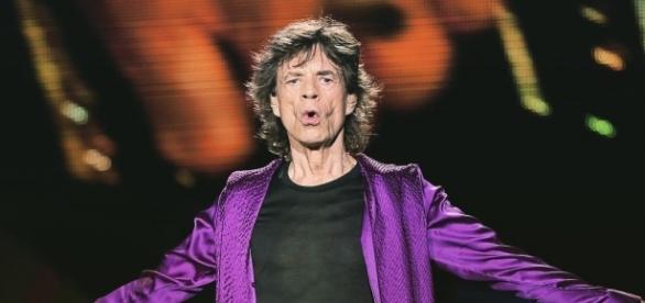 Reprodução/Instagram Mick Jagger Oficial