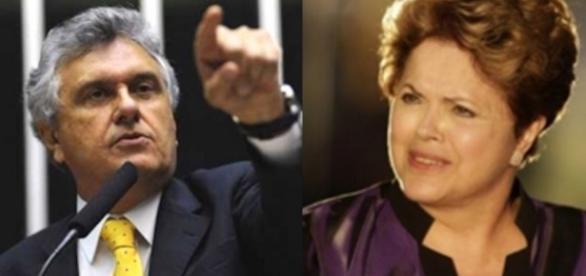 Senador faz menção polêmica sobre crimes de Dilma
