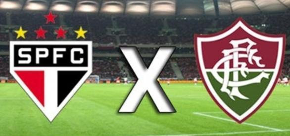 Acompanhe o jogo São Paulo e Fluminense ao vivo