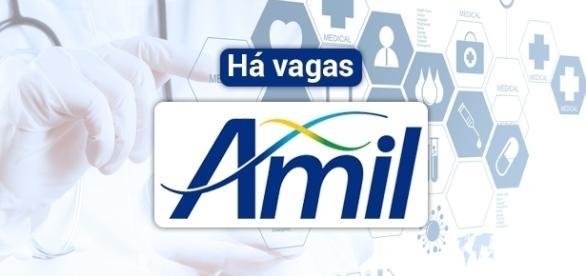 Amil está contratando e tem vagas na área da saúde - Foto: Reprodução Lookfordiagnosis