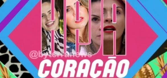 Ana Paula vai atuar em 'Haja Coração' e enfrentar Leonora