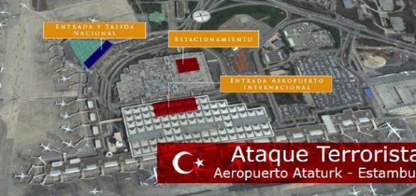 Ataque terrorista Estambul - By Róberson