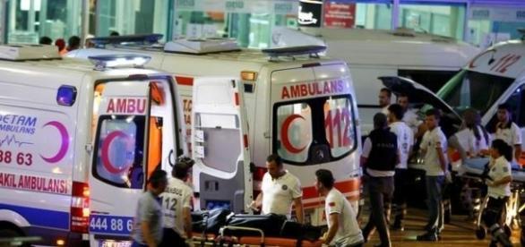 Atentatul terorist din aeroportul Ataturk, Turcia