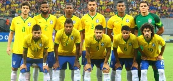 Convocação da Seleção Brasileira Olímpica.