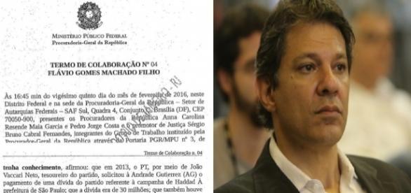 Delator faz revelações graves que envolvem prefeito do PT