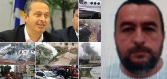 Investigação marca a morte de amigo de Eduardo Campos