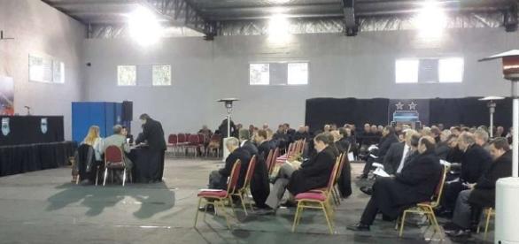 Nuevo paso hacia la Superliga en el fútbol argentino tras la Asamblea Extraordinaria en el predio de Ezeiza