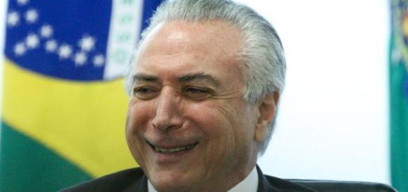 Presidente interino do Brasil, Michel Temer (Foto: André Coelho / Agência O Globo)