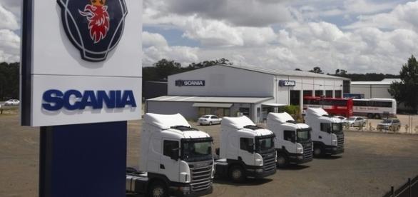 """Scania e outras empresas são investigadas pela operação """"Boca Livre"""""""