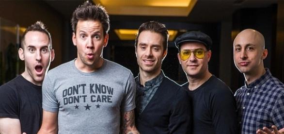 Simple Plan virá ao Brasil em dezembro (Divulgação/Internet)