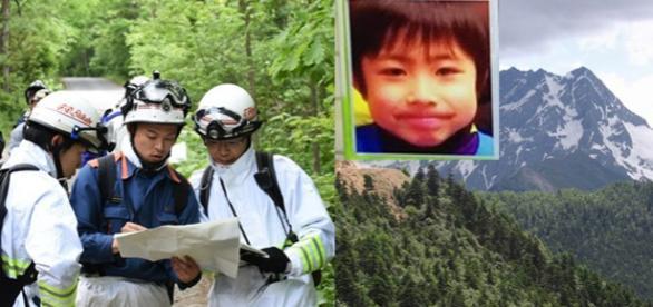 Băiatul dispărut într-o zonă împădurită din insula Hokkaido populată de urși, a fost găsit în viață