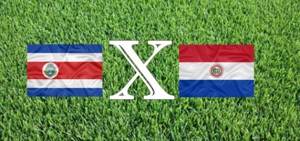 Costa Rica e Paraguai estreiam na Copa América