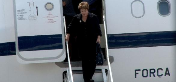 Dilma Rousseff poderá utilizar aviões da FAB de forma limitada