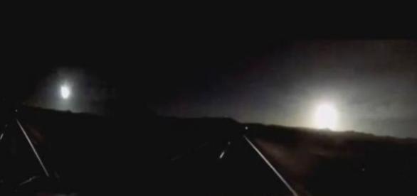 Entrada de corpo celeste na atmosfera do planeta transformou a noite em 'dia'
