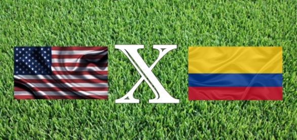 EUA x Colômbia: ao vivo na TV e online
