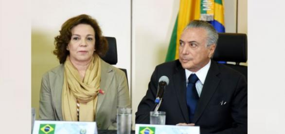 Michel Temer enfrenta críticas ao indicar Fátima Pelaes