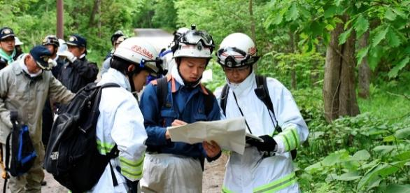 Un niño japones fue hallado luego de ser abandonado por sus padres en un bosque